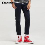12日0点、双12预告:KAMA 卡玛 2417318 男士直筒休闲裤