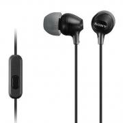 Sony 索尼 MDR-EX15AP 入耳式耳机