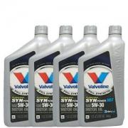 21日0点:Valvoline胜牌全合成机油星皇SYNPOWER5W-30SN1Qt*10件
