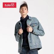 12日0点:Baleno 班尼路 88937506 男士牛仔夹克外套低至84元(前1小时)