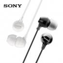 索尼 MDR-EX15LP 入门重低音耳机39元包邮同款京东69元