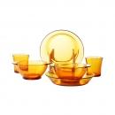 DURALEX 多莱斯 玻璃餐具 6件套 69元包邮¥69