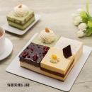PLUS会员:Best Cake贝思客 许愿天使 芝士宫格蛋糕 1磅58元(需用券)