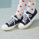 Meters bonwe 美特斯邦威 202492 情侣款帆布鞋 低至28元¥28