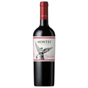 MONTES 蒙特斯 赤霞珠红葡萄酒 750ml *8件 363.1元包邮(双重优惠)