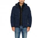 Calvin Klein 卡尔文·克莱恩 男士连帽羽绒服 CM708299prime会员518.73元包邮包税