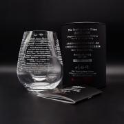 spiegelau 诗杯客乐& Denis 林殿理合作款 品酒词酒杯 460ml 98元包邮(需用券)