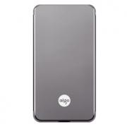 新品首降:aigo 爱国者 P1 USB 3.1 移动固态硬盘(PSSD)1TB 1299元包邮¥1299