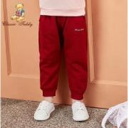 ClassicTeddy 精典泰迪 儿童运动裤