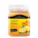 新西兰政府合作品牌 新溪岛 柠檬味 VC果香蜂蜜 250g拍2件78元包邮