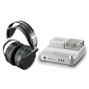 HiFiMAN 头领科技 HE5se 头戴式耳机 + EF100 胆石混合耳放 3538元包邮(满减)¥3538