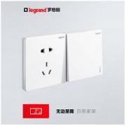 TCL-legrand 罗格朗 仕典白色 空白面板