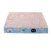 汪小猫 猫抓板 21.5*21.5*3.8cm 0.99元包邮(需用券)