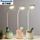 Panasonic 松下 led护眼台灯笔筒 白色 4.7W USB充电 58元包邮(需用券)¥58