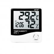 mitir HTC-1 电子温湿度计 送电池 5.9元包邮(需用券)