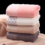 超市一条14.9元4条装 莱朵纯棉毛巾 券后¥19.8