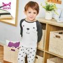 Miiow 猫人 儿童内衣套装 *2件55元包邮(合27.5元/件)