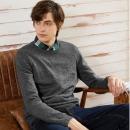 JEANSWEST 真维斯 191001 男士圆领针织衫 低至41.93元¥42