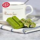日本进口 雀巢 KitKat奇巧 宇治抹茶威化巧克力 150g*4袋69元包邮小降20元