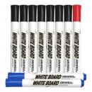M&G 晨光 AWMY2232 易擦白板笔 10支混装(7黑+2蓝+1红 ) *5件20.25元(合4.05元/件)