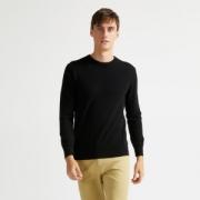拉夫劳伦制造商 本米 100%澳洲美利奴羊毛 男加厚款羊毛衫359元包邮第二件200元