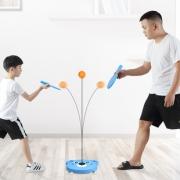 【神价带球拍】玩具乒乓球训练器¥6