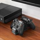 AmazonBasics 亚马逊倍思 Xbox One 双充电站+ 2 个可充电电池组prime到手约169元