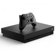 Microsoft 微软 Xbox One X 游戏主机+《地平线4》+《乐高竞速》