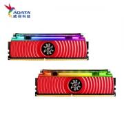 ADATA 威刚 XPG 龙耀D80 16GB(8GBx2) DDR4 3200 台式机内存条