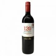 SANTA RITA 圣丽塔 120 赤霞珠 干红葡萄酒 750ml *9瓶