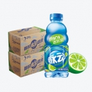 MIZONE/脉动 青柠口味维生素饮料 400ml*15瓶*2箱56.9元双12价