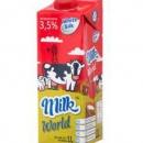 white silk 怀丝 全脂纯牛奶1L*12盒 *2件123.5元包邮(双重优惠,合61.75元/件)