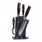 TUOBITUO 拓 火鸟系列 家庭实用厨刀 5件套 149元包邮(双重优惠)