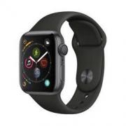 Apple Watch Series 4智能手表(GPS款 40毫米深空灰色铝金属表壳 黑色运动型表带 MU662CH/A )2169元