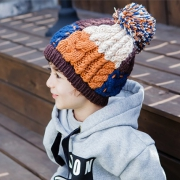 ¥19 kK树 儿童帽子秋冬男女童帽子¥19