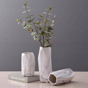 HoataiCeramic华达泰陶瓷陶瓷花瓶摆件(单花瓶)大号