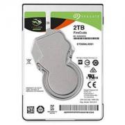 SEAGATE FireCuda 2TB 2.5英寸SSHD内置混合硬盘483.98元