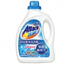 88VIP:kao 花王 一匙灵EX抗菌 超浓缩洗衣液 2.4kg *2件 60.8元包邮(合30.4元/件)¥61