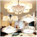 Grevol 品拓 28M2 水晶灯具 三室两厅组合套餐31099元