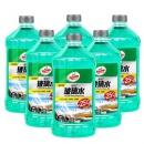 Turtle WAX 龟牌 汽车玻璃水 -25°C 2L*6瓶+2L*2瓶 *2件 +凑单品 108.8元包邮(合6.04元/瓶)¥109