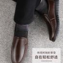 G.N.Shi Jia公牛世家 头层牛皮一脚蹬皮鞋8823 券后69元起包邮 加绒款可选¥69