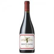 MONTES蒙特斯 欧法西拉干红葡萄酒 750ml*4件