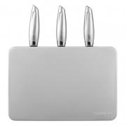 TUOBITUO 拓牌 银星系列 菜刀套装 4件套 139元包邮(双重优惠)