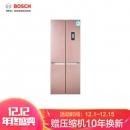 BOSCH 博世 BCD-452W(KMF46A66TI) 452升 变频混冷多门冰箱5964.05元包邮