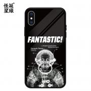 FANTASTIC PLANET 怪诞星球 iPhone 多机型 太空主题手机壳 5.1元包邮(需用券)¥5