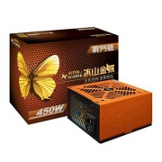 SUPER FLOWER 振华 冰山金蝶450战斗版 额定450W 电源299元包邮