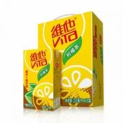 Vita 维他 柠檬茶 250ml*16盒 *3件82元(合27.33元/件,1.71元/盒)