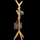 NKELIN 诺克林 木质落地衣帽架 高165cm 19.9元包邮(需用券)¥20