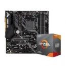 AMD 锐龙 Ryzen5 3500X CPU处理器 + ASUS 华硕 TUF B450M-PLUS GAMING 电竞特工 主板套装1269元
