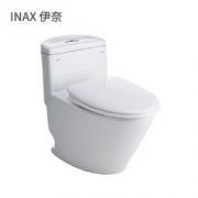 INAX 日本伊奈卫浴 CC1830 家用一体式虹吸马桶2499.2元